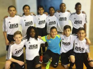 Jigs Soccer Diversity