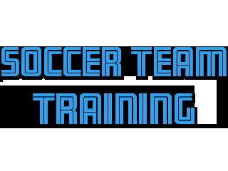 Long Island NY Soccer Team Training